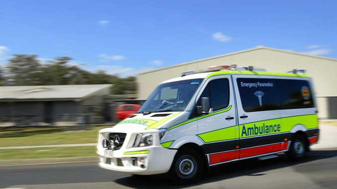 Queensland Ambulance has attended to a single car rollover in Beaconsfield on Sunday morning.