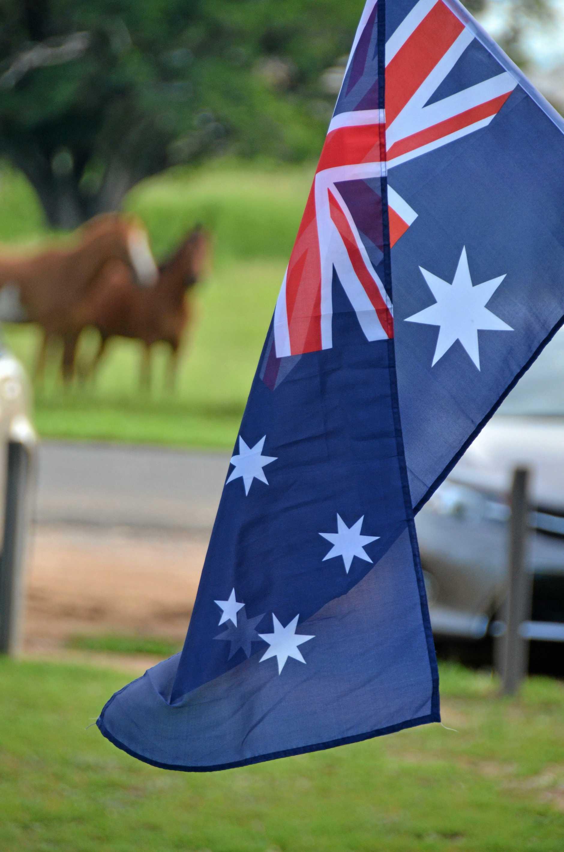 AUSTRALIA DAY, GAYNDAH