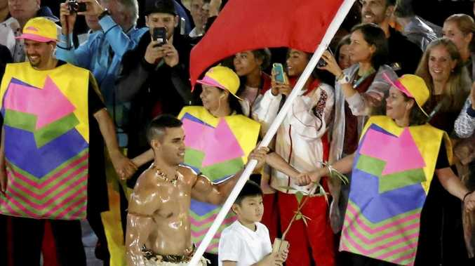 Pita Taufatofua made a name for himself at the Rio 2016 Olympic Games opening ceremony.