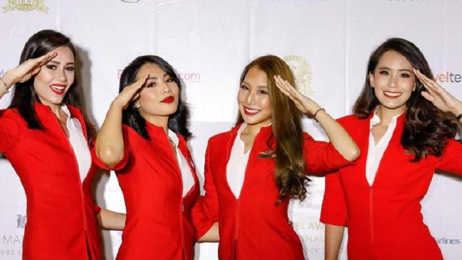 AirAsia's uniforms were too revealing for one furious passenger.