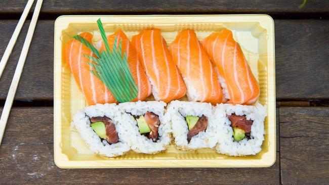 Hero Sushi, supplied.