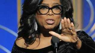 Oprah Winfrey's recent Golden Globe speech has been described as inspiring.