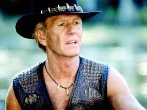 The original Crocodile Dundee