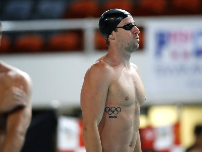 James Magnussen is determined to make these Commonwealth Games count in a career that has experienced the highs and lows of sprint swimming. Picture: AAP
