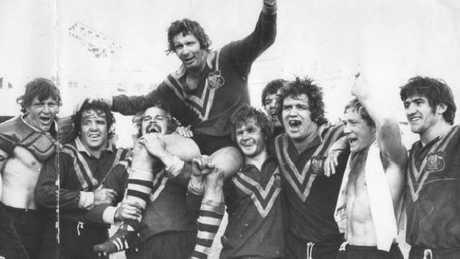 Graeme Langlands, rugby league Immortal, dies in Sydney nursing home