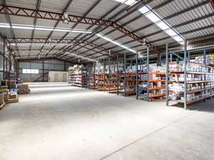 Warehouse near Toowoomba aerodrome on market for $1.68m
