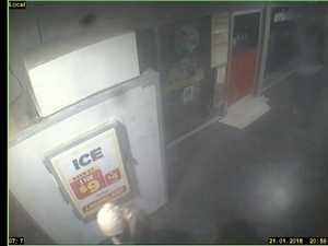 Slade Point armed robbery