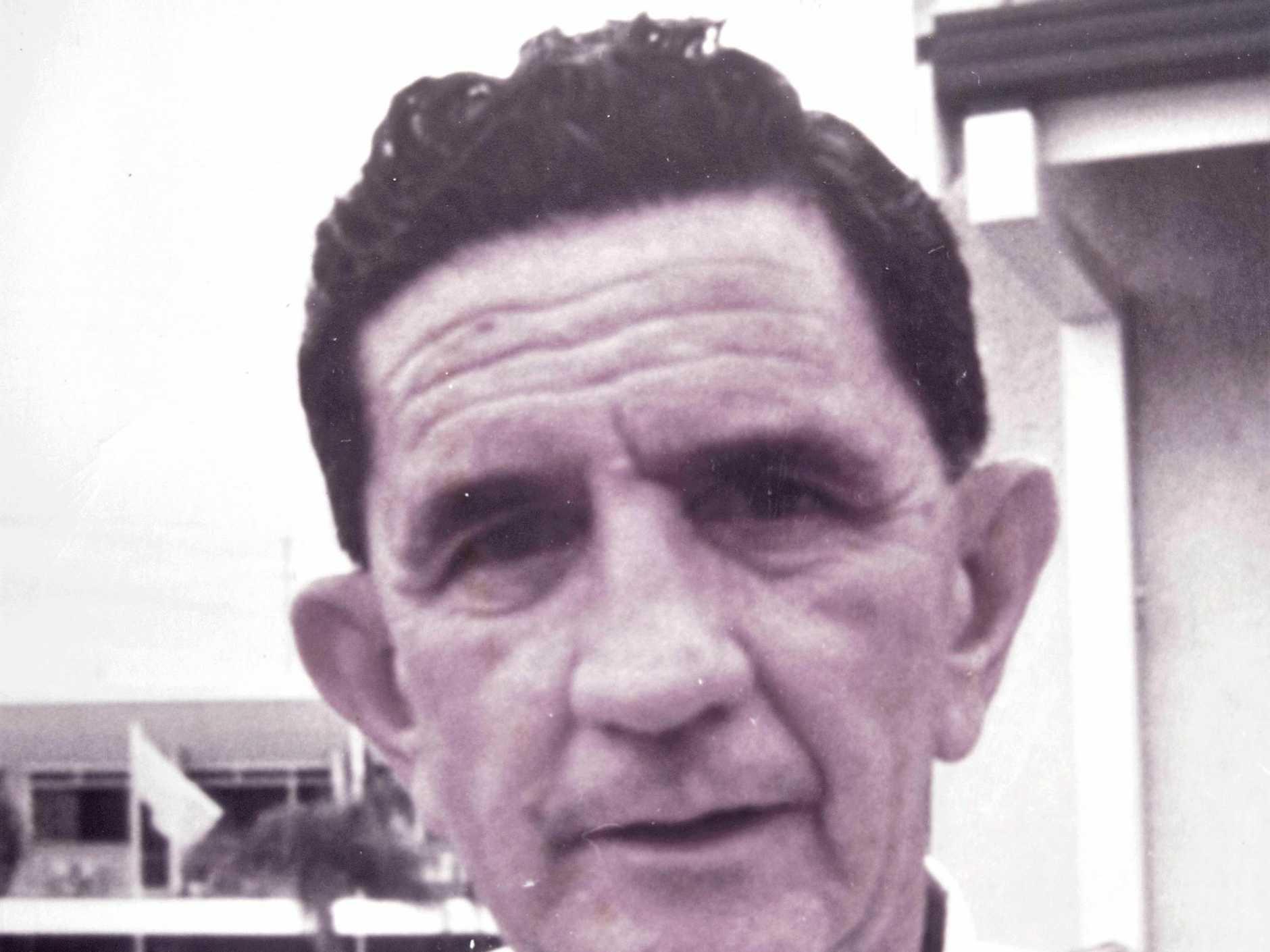 Joyce's husband and QTAB superintendent/secretary Jack Glasheen.