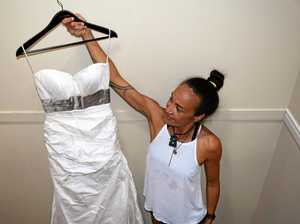 FREE: Woman wants to give away her $3000 wedding dress