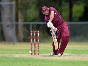 It's cricket crunch time on Sunshine Coast