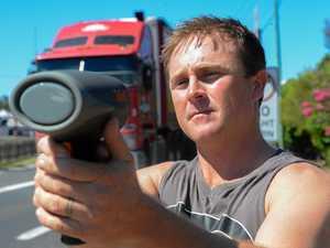 Ulmarra residents buy speed gun