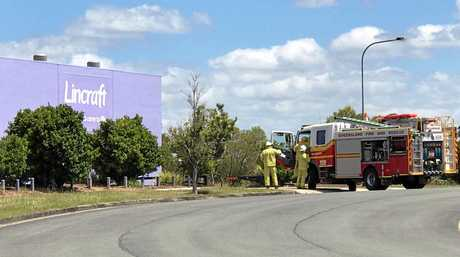 Gympie Lincraft was evacuated.
