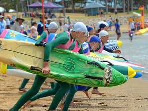 PHOTO GALLERY: Surf life savers in action at Emu Park
