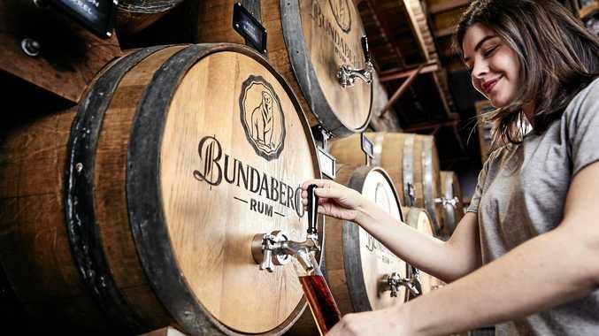 BUNDY'S BEST: Bundaberg Rum Distillery is among the Bundaberg entrants in the Queensland Tourism Awards.