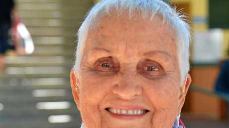 Former Gympie City Council alderman Julie Lawrence.