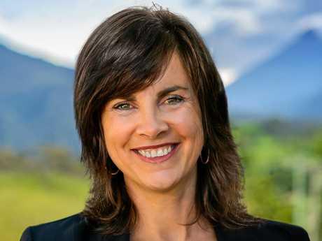 Greens MP Dawn Walker.