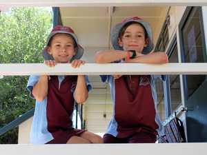 BACK TO SCHOOL: Warwick kids head to class