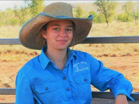 Amy Everett: 'sweet kid from cattle country'.