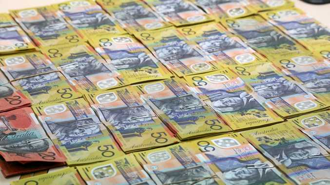 CASHED UP: Police allege a Mackay woman stole $1.7M from her employer.