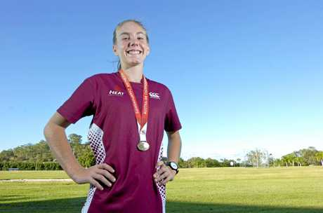 Sophie Duff was nominated for the Yaralla Sports Star award last year.
