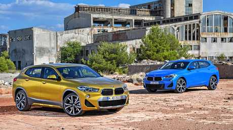 The BMW X2 is scheduled to reach showrooms during March priced from $55,900.