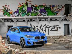 BMW X2 continues the crossbreed revolution