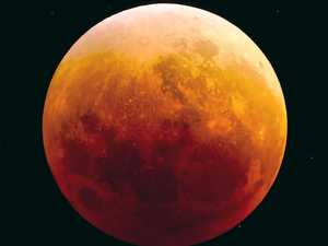 When you can see blood moon in South Burnett