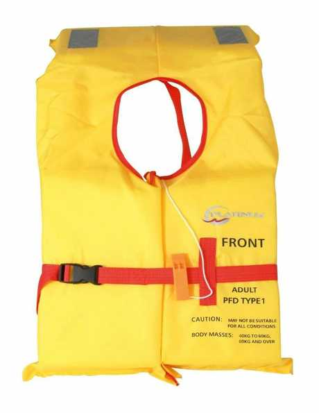 The Jarvis Walker Adult Personal Flotation Device Type 1 has been recalled.