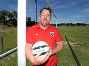 Southside United Sports Club president Mark Butcher.
