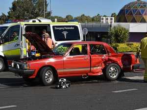 Two crash in Warwick 220118