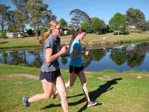 Park runners make PBs