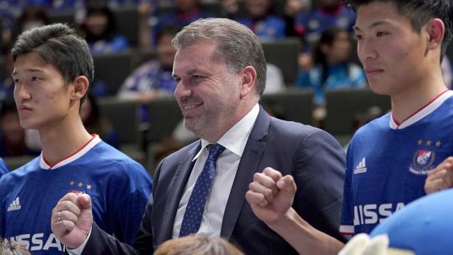 Ange Postecoglou has no plans to bring Australians to Yokohama F Marinos