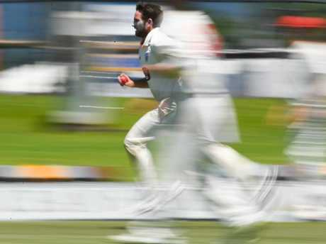 Chadd Sayers has been the dominant Sheffield Shield bowler in recent years.