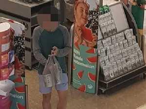 'Baby formula raid' captured on camera in Qld supermarket