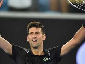 Australian Open live: Open's 'treating him like s***'