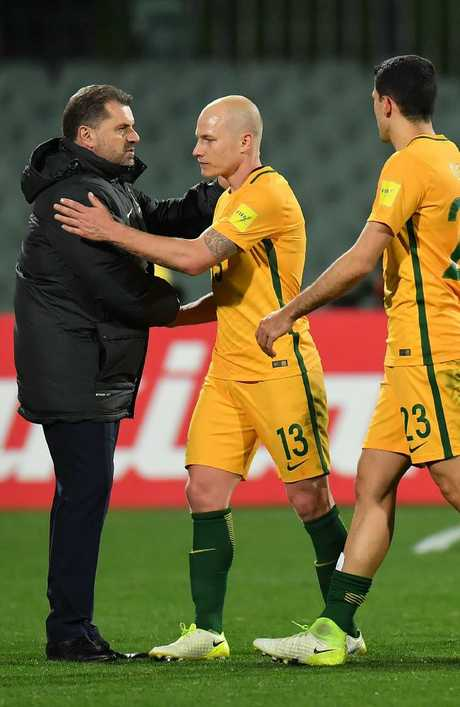 Postecoglou hasn't ruled out recruiting Australians, but says it isn't currently on his radar