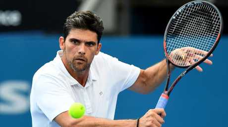 Mark Philippoussis has weighed in on the Kyrgios debate. Picture: AAP