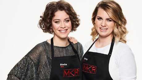 MKR contestants, Stella and Jazzey