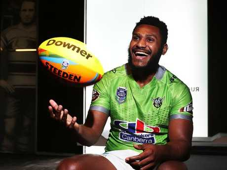 Kato Ottio passed away from heatstroke. Picture: Brett Costello
