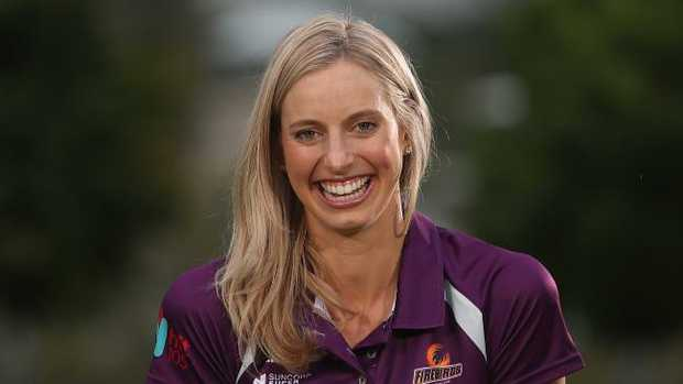 Laura Geitz delighted to be back in the frame for the Commonwealth Games.