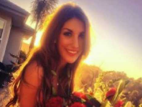 August Ames committed suicide because of bullying online. Picture: augustames.com