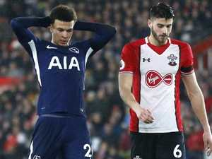Spurs slip up again in race for PL top four