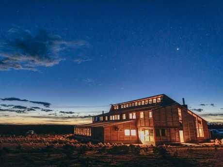 Lonely Planet has lists Tasmania's Thousand Lakes Lodge as one of its top places to stay in 2018.