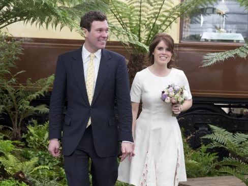 Princess Eugenie and Jack Brooksbank have become engaged.