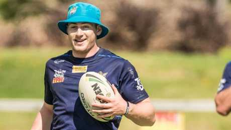 Max King is hoping to hear from a heart specialist this week and get permission to resume training. Photo: Supplied
