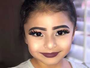 Beauty blogger slammed for 'sexualising' child with makeup