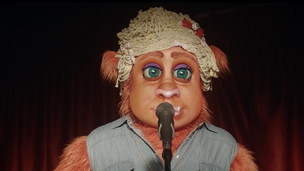 A still from the 2017 Australian short film Martha The Monster.