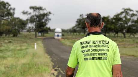 Road Safety Advocate Rod Hannifey