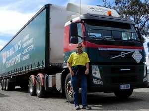 Tassie Truckin': Peter Hannaford