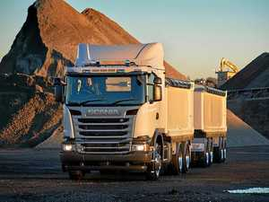 Scania truck surfs a buoyant market with its record sales